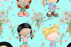 Nenas Flores Menta