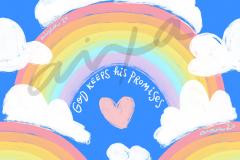 Arcoiris Promesa